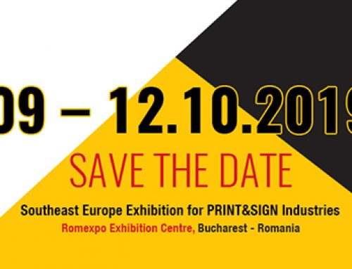 PRINT&SIGN 2019 – Save the date!