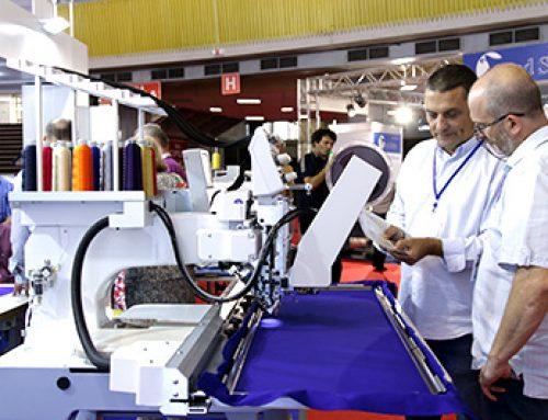 Vino la Textile Technology Show!