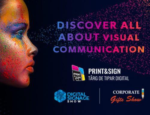 All About Visual Communication. Descopera cele mai tari idei de comunicare vizuala pentru brandul tau!