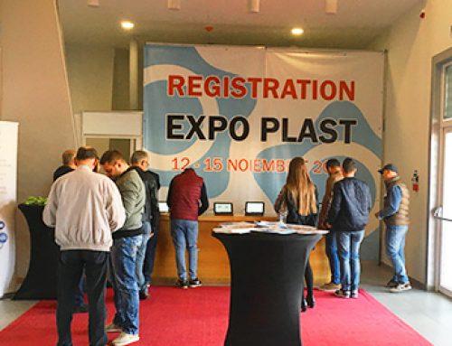 Va asteptam la EXPO PLAST 2019!